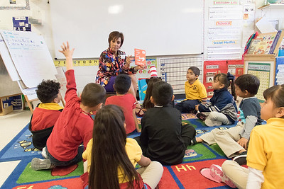 O'Shea Keleher Elementary Read Across America