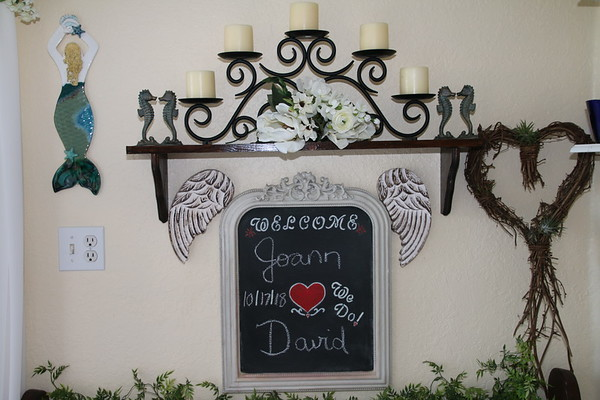 Joann and David's elopement!