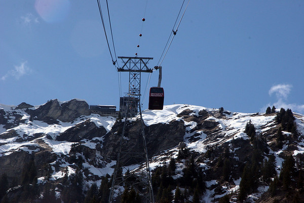 Daily Blog Euro 08 - Champery Sat April 19th