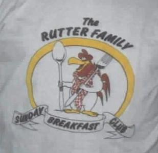 Rutter Sunday Breakfast Tshirts
