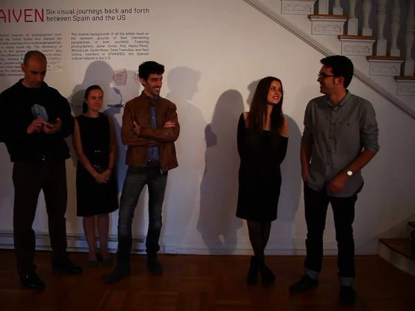 Fotografos Iberoamericanos Expo VAIVEN