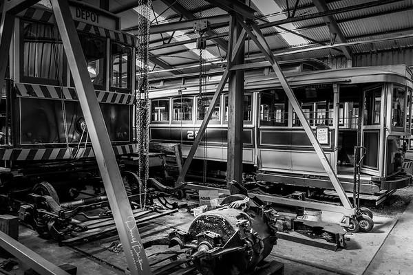 Heritage Trams - Ballarat ~ March