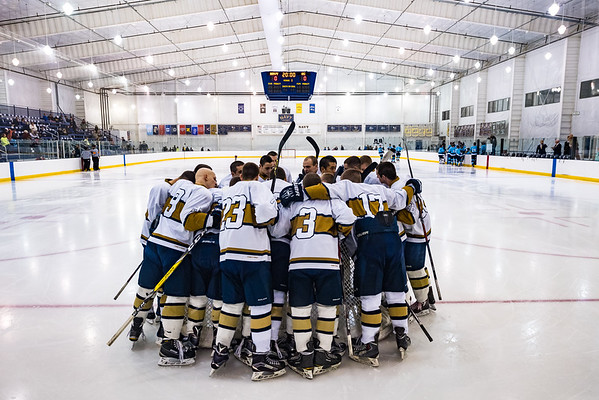 2016-11-18 NAVY Ice Hockey vs Rhode Island University