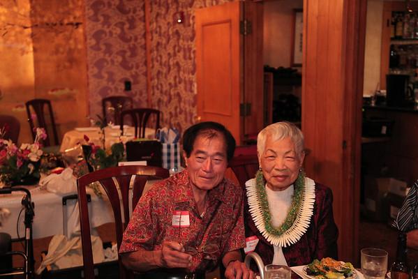 Auntie Lorinda's 90th Birthday- February 2013