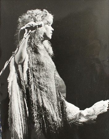 Stevie Nicks @ Mid-South coliseum 9/4/83