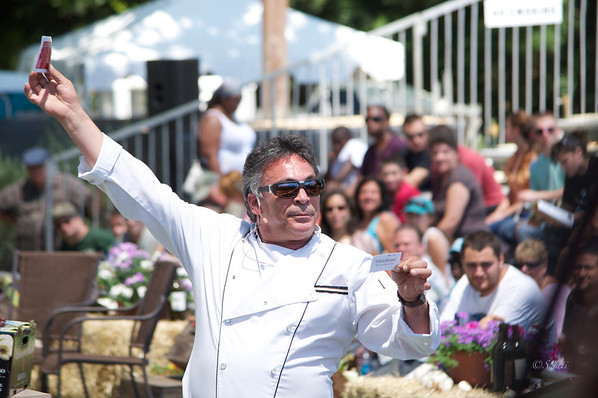 Gilroy Garlic Festival 2011