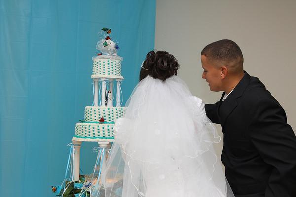 2009 - 11/14 Jordan-Davis Wedding #2 Reception
