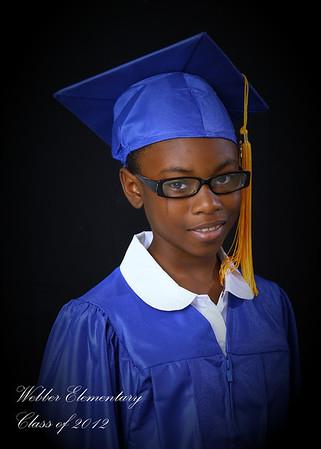 Webber Elementary 5th Grade Graduation 2012