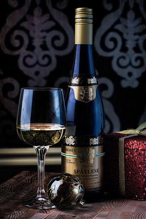 Wine Bottle Photo Shoot