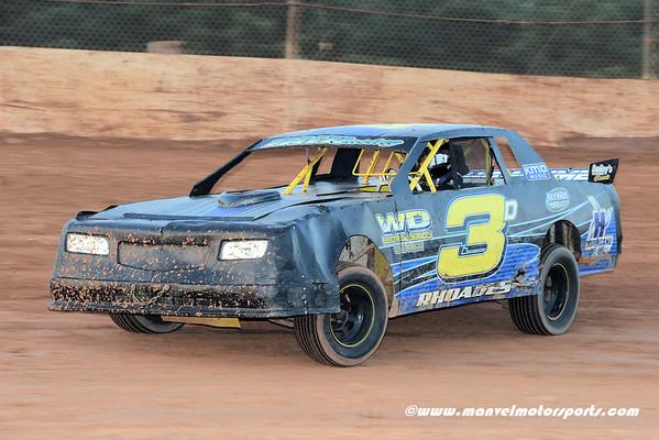Bronco Raceway Park 08 August 2015