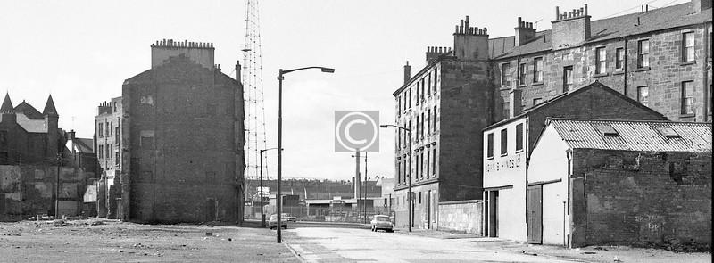 Thistle St, south end.    April 1973