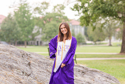 Katie's Grad Photos