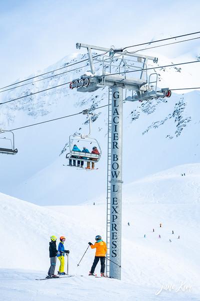 Glacier Bowl Express