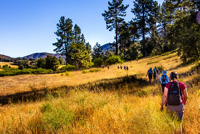 Hike - Cuyamaca's Eastside to Westside Loop - Aug 21, 2019