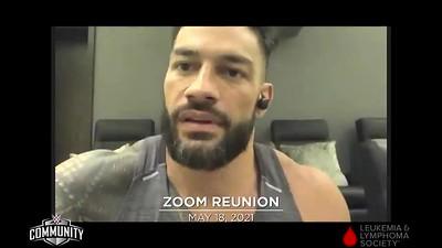 Roman Reigns - Screencaps / Tougher than Cancer Video