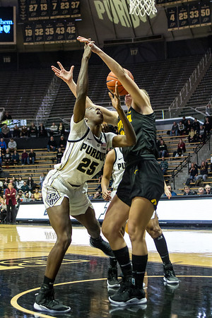 Purdue vs #17 Iowa