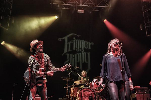 Trigger Hippy @ Capitol Theatre (Sat 3/28/15)