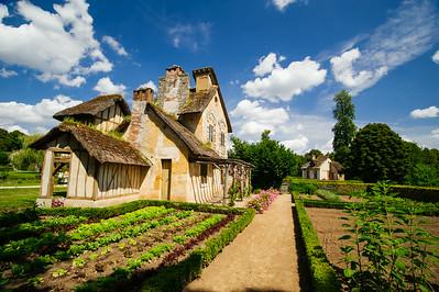 Versailles 2014 - Domaine Marie Antoinette, Queen's Hamlet
