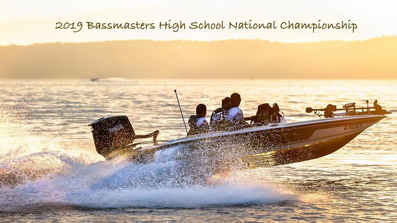 """2019 Bassmasters High School Nationals"""