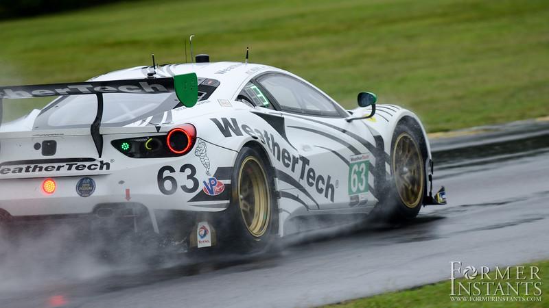 WeatherTech Ferrari