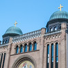 "<a href=""http://www.stgeorgestoronto.org/index.html"" target=""_blank"">St George's Greek Orthodox Church</a> North & south domes"