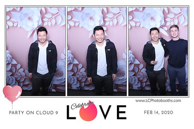 Tinder Offices Valentine's day Event