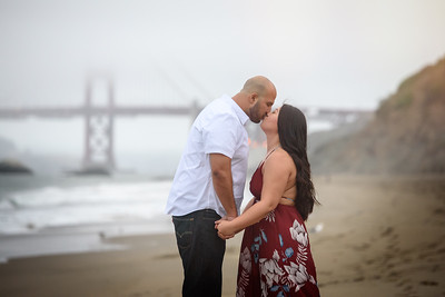 Fawad & Anna Engagement Session 7/26/19