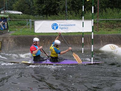 Cardington Artificial Slalom Course