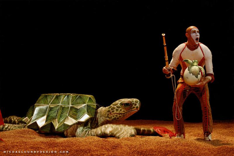 Cirque du Soleil KA baby turtle.jpg