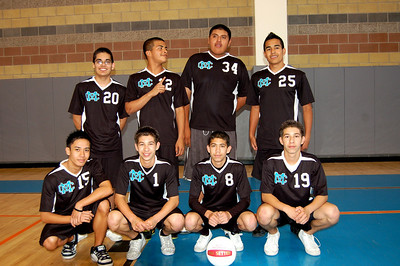 boys volleyball team pictures