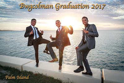 Bwgcolman Graduation 2017
