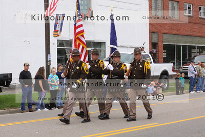 Chilhowie Apple Festival Parade 2011