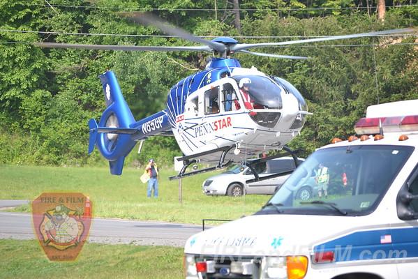 Schuylkill County - West Penn Twp. - Penn Star LZ - 6/19/2011