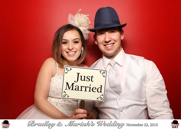 Mariah & Bradley's Wedding