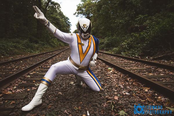 Amir's Omega Ranger