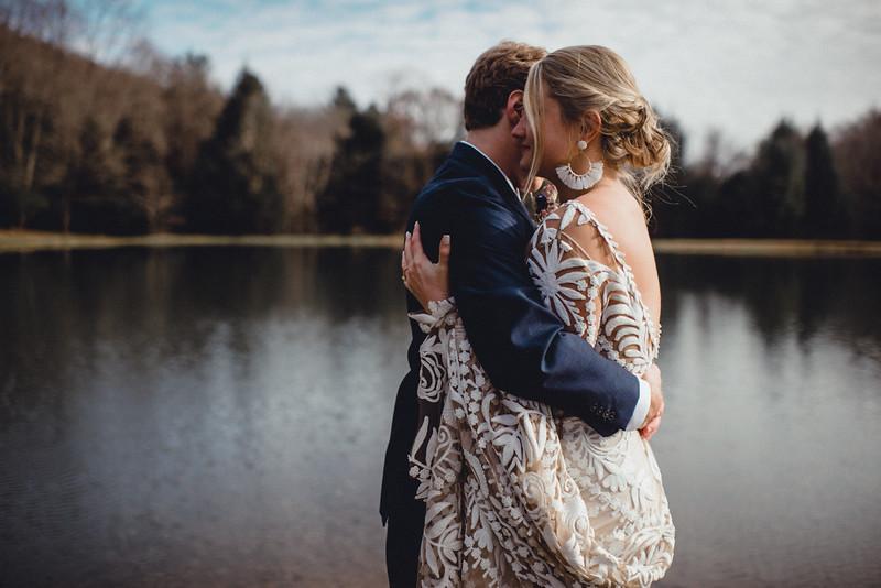 Requiem Images - Luxury Boho Winter Mountain Intimate Wedding - Seven Springs - Laurel Highlands - Blake Holly -699.jpg