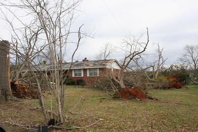 Americus, GA Tornado 3/1/2007
