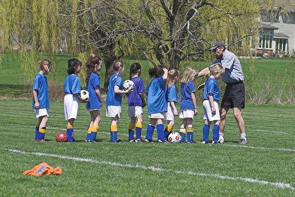 2nd Grd Soccer Apr 16, 2005