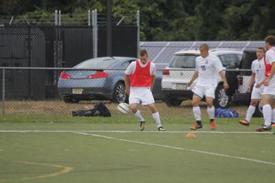 Caleb & Wyatt Soccer 9/2013