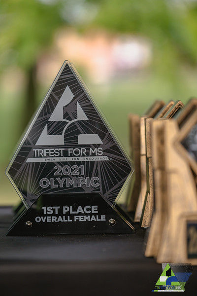 10 Year Anniversary of the Annual TriFest for MS on  Labor Day weekend