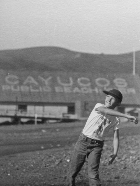 Phil Nov 1953 Cayucos