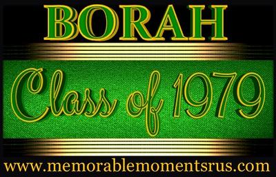 Borah High Class of 1979