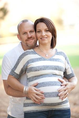 Karon & J.R. Maternity