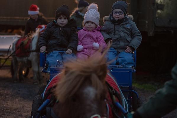 Christmas Sleigh Ride