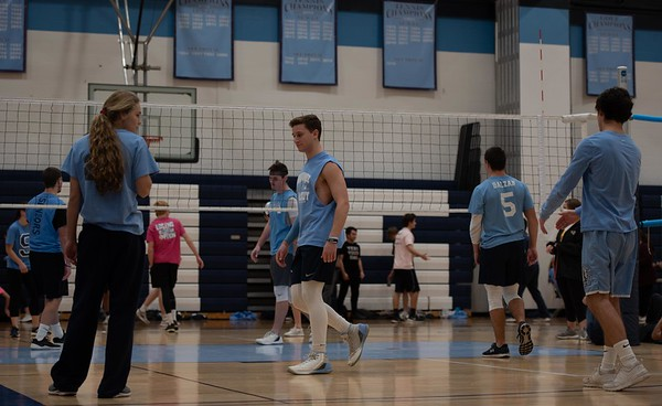 Student Council volleyball 112718