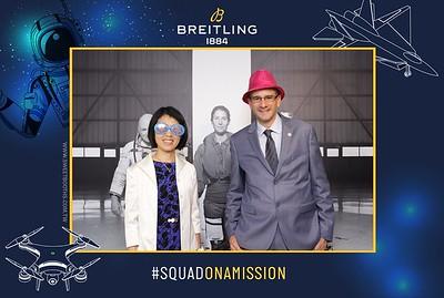 Breitling #SquadonaMission