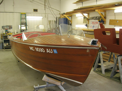 1953 Chris Craft Rocket