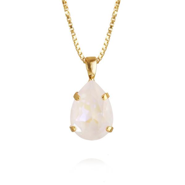 Mini Drop Necklace / Light DeLite