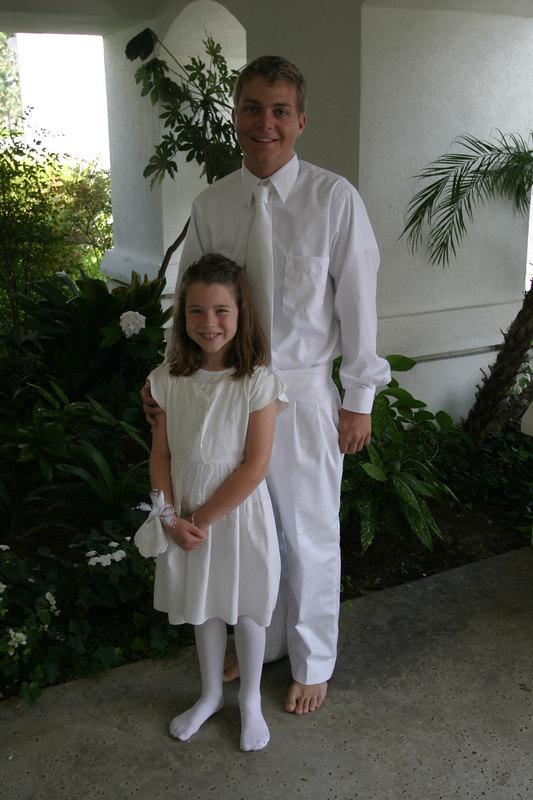 Sammy Baptism