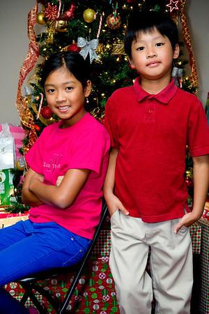 Ariya, Caleb & Eliana: December 20, 2012
